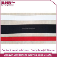 Woven knitted elastic jacquard dress webbing