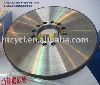 CBN - Vitrified - Camshaft Grinding wheel