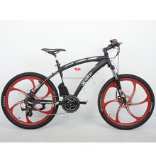 Cheap Price middle drive electric mountain bike / 26' folding electric bike/ big power electric bicycle