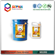 SE2202 Good clear coat epoxy for potting components