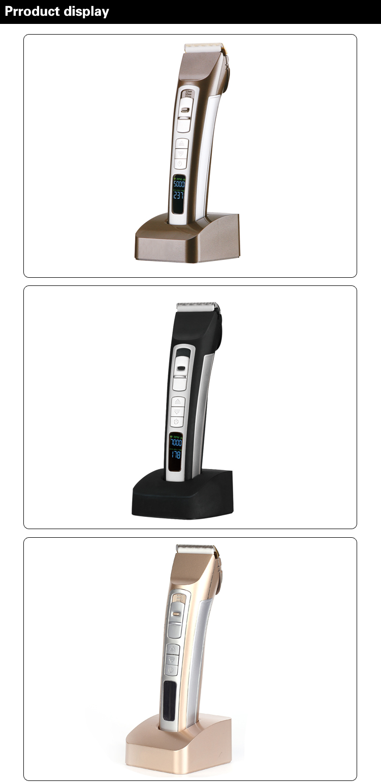 wholesale High-Power electric hair clippers men baby hair clipper imported hair clipper