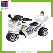 Plastic Electric Kids Ride On Car