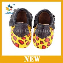 good quality leather baby hard sole walking shoe,new arrival baby boy shoes,green patent leather shoes