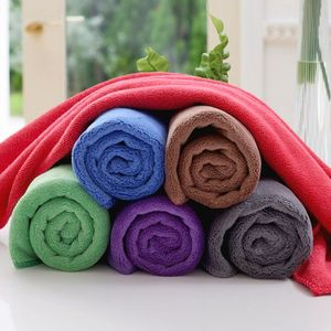 High quality long duration time 50x80cm Extra Large Waffle Weave Microfiber Towel 400gsm Car Drying