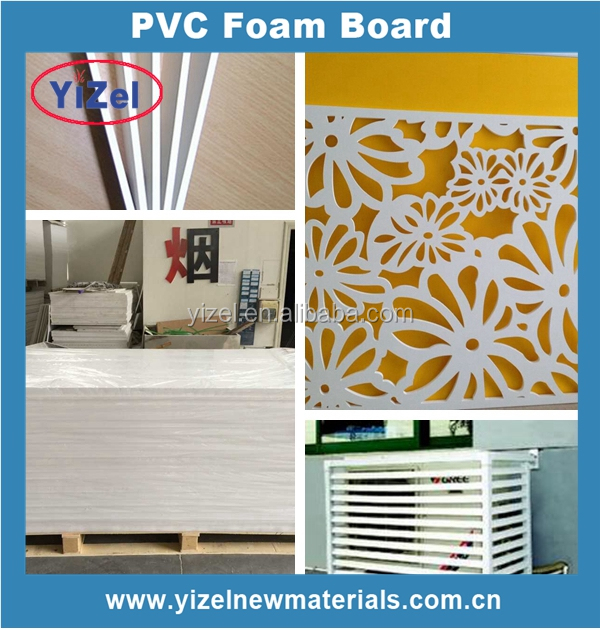 Brand new pvc expanded foam sheet