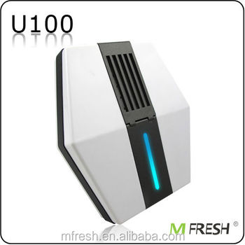Mfresh YL-U100 desktop computer air fresh purifier