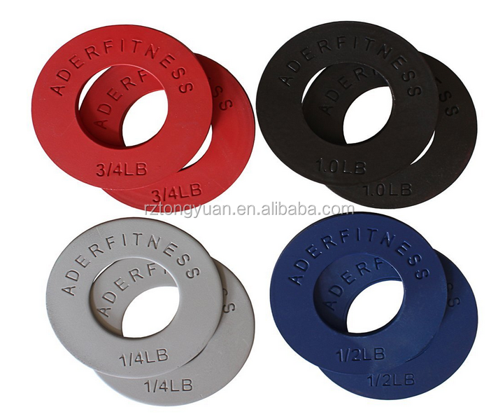 High quality Cast Iron Fractional weight plate
