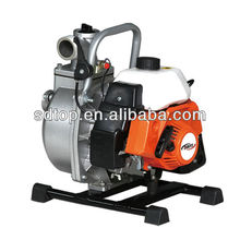 2013 new products 1 inch gas powered water pump