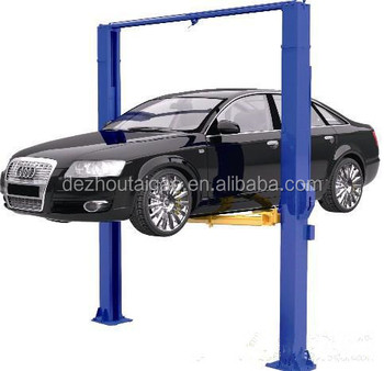 High quality electric double column car lift