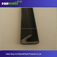 China factory weatherproof rubber seal strip for glass door and window