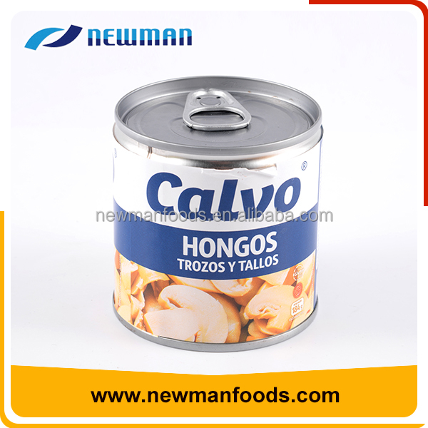 Healthy organic fresh mushroom material top grade canned food importers