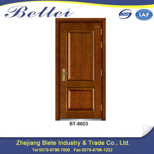 Newly design internal steel wood armoured fire door frames