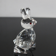 beautiful crystal birthday gifts for children crystal rabbit