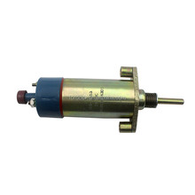 Diesel Fuel Flameout Solenoid Switch 155-4653 for Cat E330 E330B E330C Excavator Parts