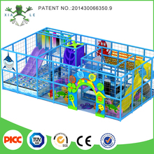 Play Kids Gym Equipment Indoor Soft Playground for Sale