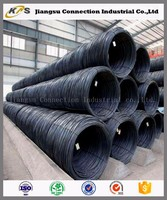 High carbon shagang steel wire rod for mattress spring