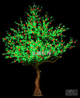 Outdoor decorative project led tree light