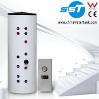 Effective technology in floor heating system boiler