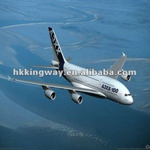 Cheap rate by air shipping from shenzhen to Canada/France