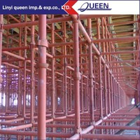 CUPLOCK SCAFFOLDING SALED FOR OIL STORAGE TANKS AS WELL AS CIVIL CONSTRUCTION
