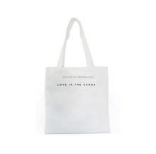 OEM cotton shopping bag canvas tote bag custom blank canvas bag