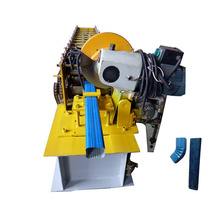 Customized downspout roll forming machine