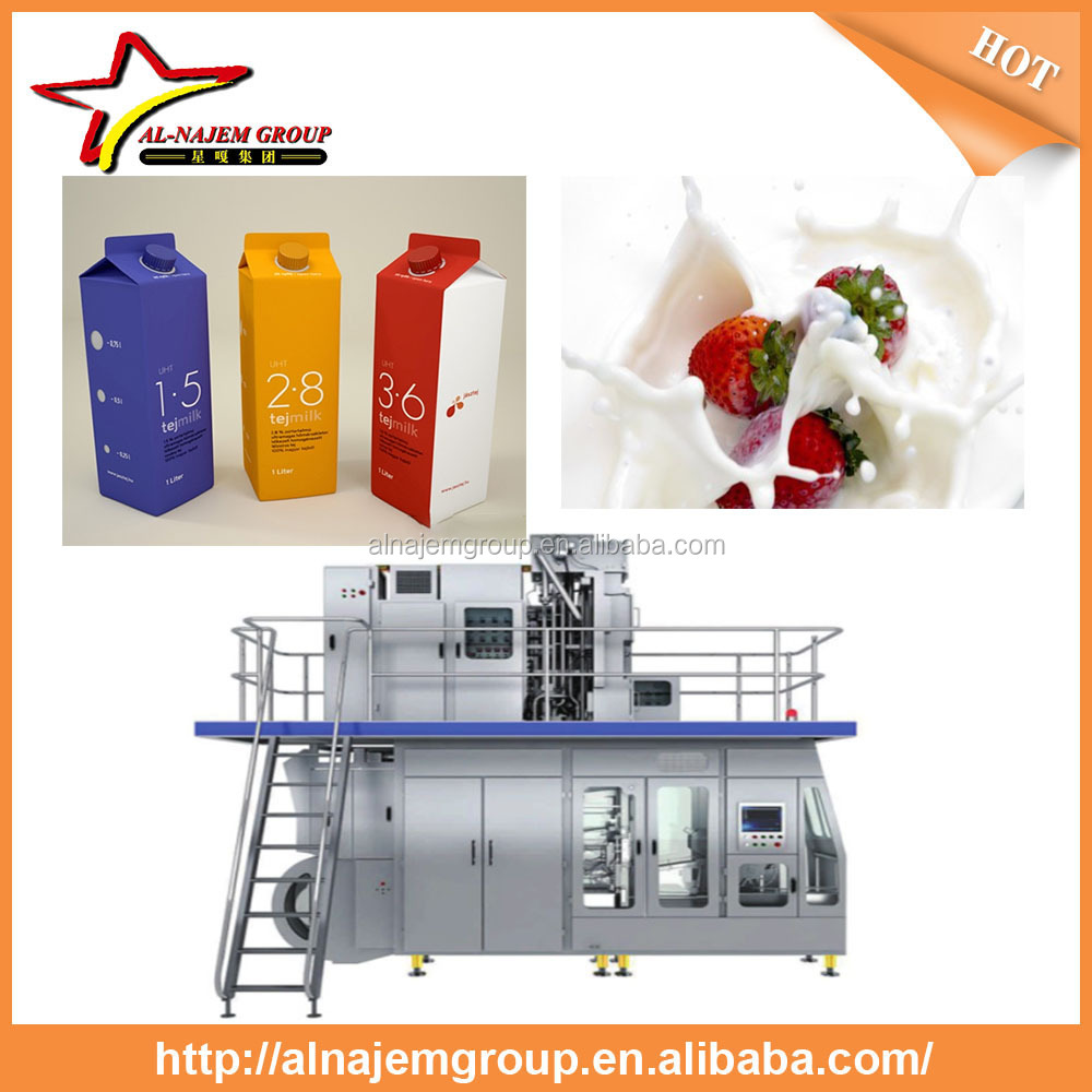 Best price milk powder filling machine liquid milk packing machine milk processing machine