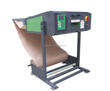 Dual layer kraft paper cushion equipment/Horizontal version