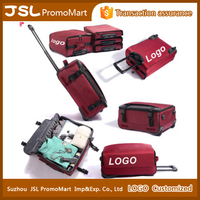 Foldable Travel Luggage Carrier Suitcase Bag