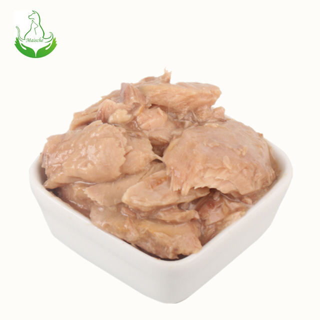 China supplier promotion bulk best adult cat food for kittens tuna and Crab meat