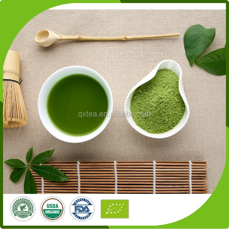 2016 USA Standard fresh green tea powder