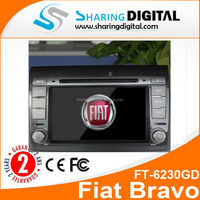 Sharingdigital FT-6230GD with Russian Language with car gps navigation with RDS