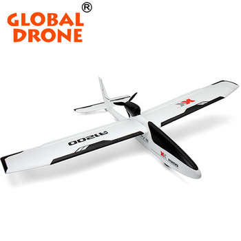 Realistic! XK A1200-A rc plane rtf with Fixed-wing 5.8G FPV 1080P 3D/6G aircraft engines 2.4G 6CH S-FHSS EPO for kids