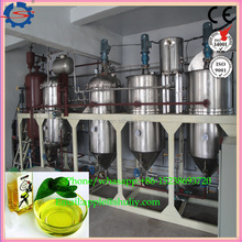 best sale maize corn oil refining machine for edible oil