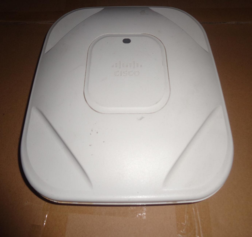 Original Cisco AIR-CAP1602I-A-K9 Aironet 1602I 802.11n Wireless Access Point