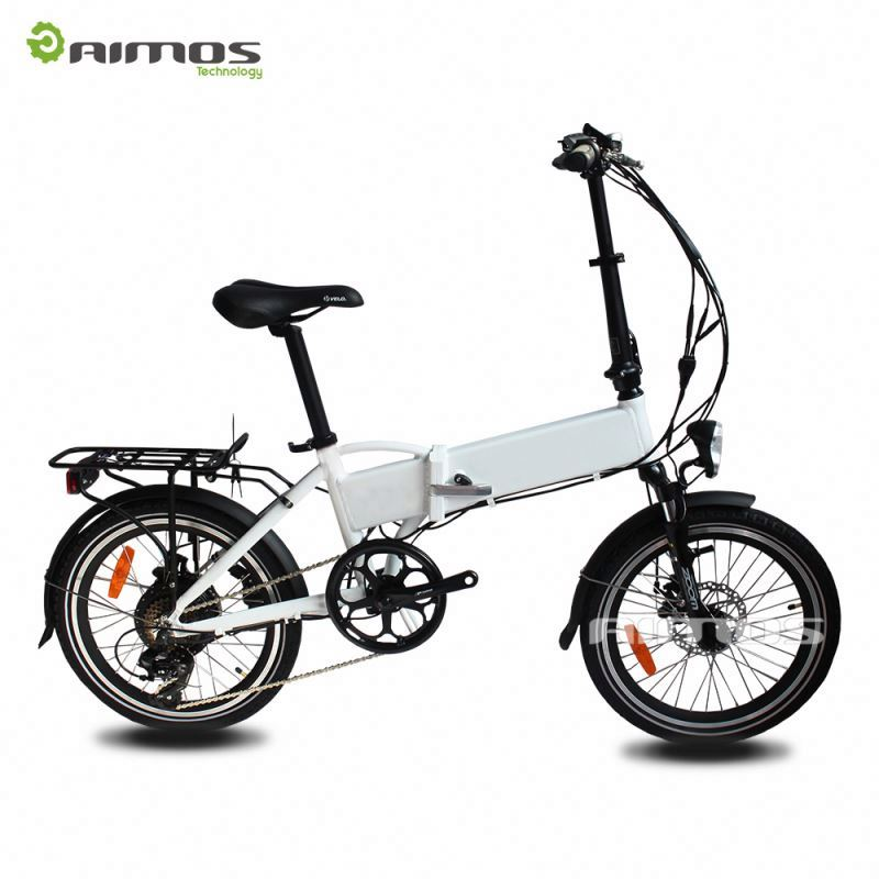 Tornado, cheap folding electric bike 500w