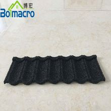 1340mm*420mm Waterproof Metal Roof Tiles /Building Materials For House Stone Coated Roof Tile/ Good Metal Roofing Materials