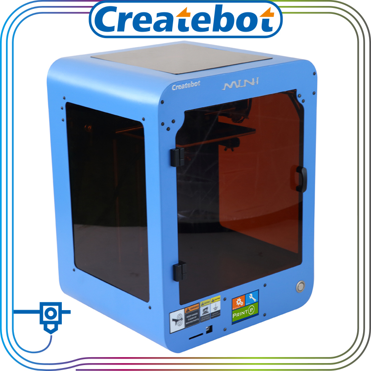 Factory supply 3d printing machine createbot 3d printer abs plastic for 3d printer dual nozzle 3d printer machine