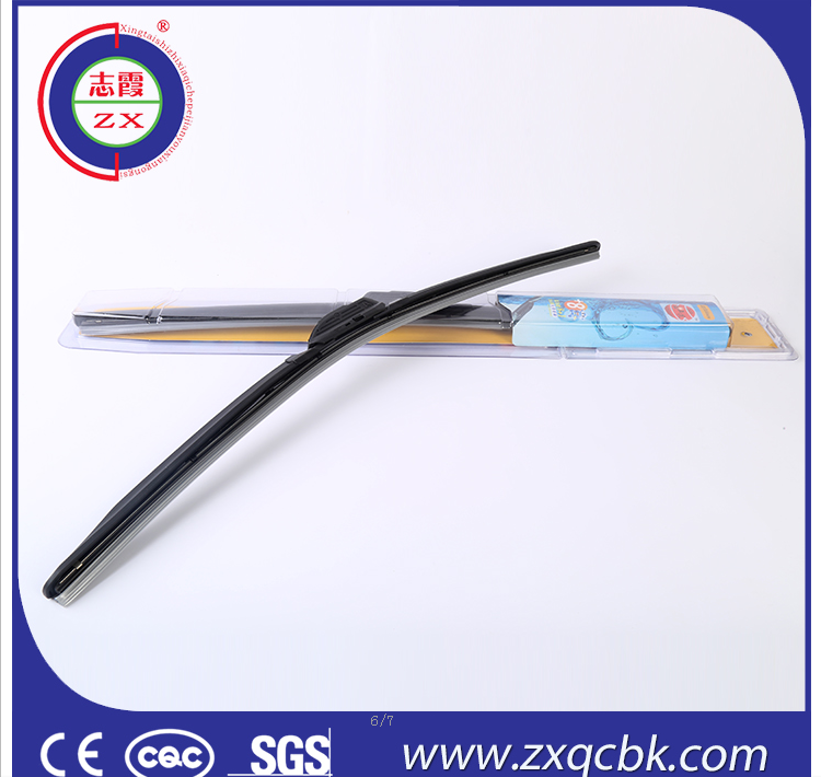 Factory wholesale high quality silicon wiper blade salable wiper blade univerasl windshield wiper blade with low price