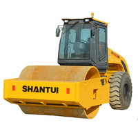 22T SR22MA shantui smooth wheel roller with weichai engine