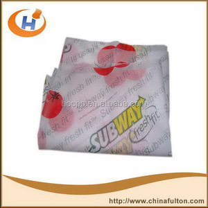 Wrapping paper Food grade 21gsm 500 sheets/ream pack A4 colored sandwich paper sheets wrapping food