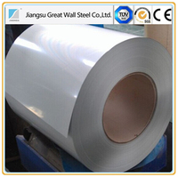 2015 New products ppgi color coated steel sheet in coil for panel, roofing sheet from China with good price and service
