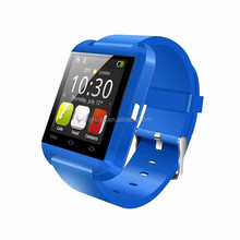 Cheap Big promotion bluetooth Vibration smart watch u8 a1 smart watch for New Year