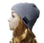 Fashion Knitted ladies Winter washable bluetooth beanie hat with headphone wholesale