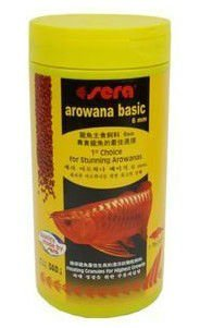 340g sera fish food arowana basic 0282