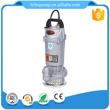 High Quality QDX Garden Using Clean Water Specification Of 0.5HP 0.75HP 1HP 1.5HP Submersible Pump