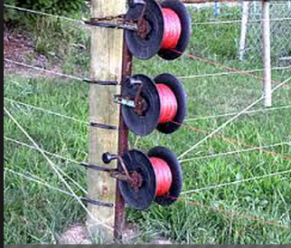 China High Quality Electric Cattle Fence Polywire