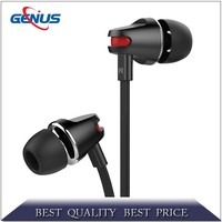 consumer electronics product 2016 sports cheap metal zipper glowing wireless bluetooth earphone for iPhone for Sams