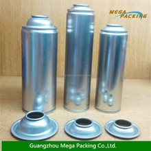 Empty High Pressure Safety Metal Aerosol Cans for Refill