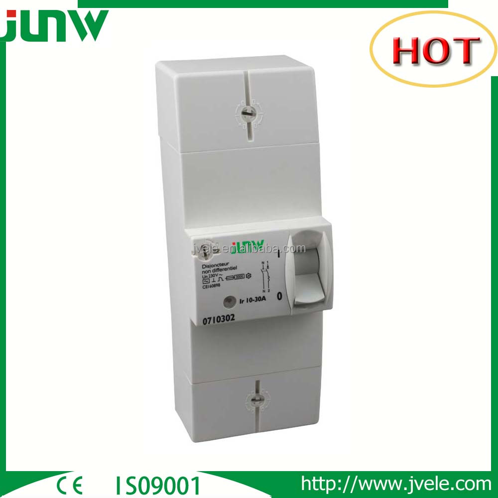 To Supply 2P 230V 400V 5A~60A TG MCB Adjustable Circuit Breaker With Earth Leakage (RCCB)